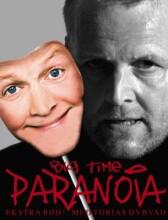 jan gintberg - big time paranoia - DVD