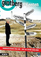 jan gintberg på kanten - sæson 1 - DVD