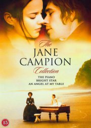 bright star // the piano // an angle at my table - DVD