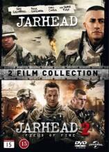 jarhead boks - jarhead 1+2 - DVD