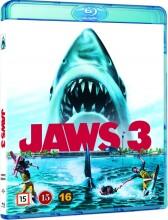 jaws 3 / dødens gab 3 - Blu-Ray
