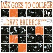 the dave brubeck quartet - jazz goes to college  - Vinyl / LP