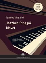 jazzbecifring på klaver - bog