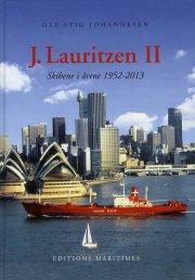 j. lauritzen ii - bog