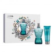 gaveæske: jean paul gaultier le male edt 125 ml. & shower gel 75 ml. - Parfume