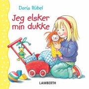 jeg elsker min dukke - bog