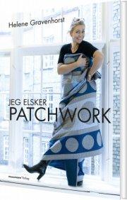jeg elsker patchwork - bog