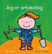jeg er arkæolog - bog