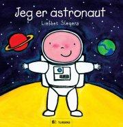 jeg er astronaut - bog