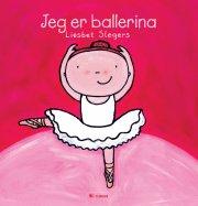 jeg er ballerina - bog