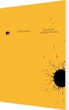 jeg er ikke jackson pollock - bog