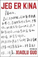 jeg er kina - bog