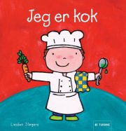 jeg er kok - bog