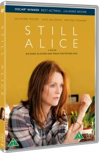 still alice / jeg er stadig alice - DVD