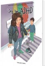 jeg har adhd - bog