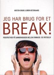 jeg har brug for et break! - bog