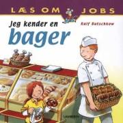 jeg kender en bager - bog