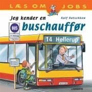 jeg kender en buschauffør - bog