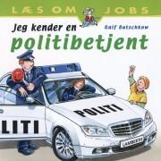 jeg kender en politibetjent - bog