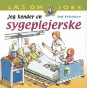 jeg kender en sygeplejerske - bog