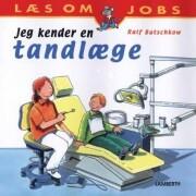 jeg kender en tandlæge - bog