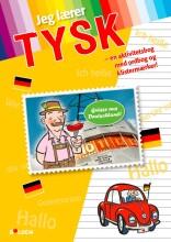 jeg lærer tysk - med ordbog og stickers - Kreativitet