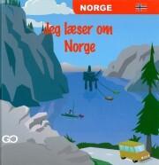jeg læser om norge - bog