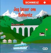 jeg læser om schweiz - bog