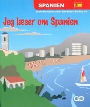 jeg læser om spanien - bog