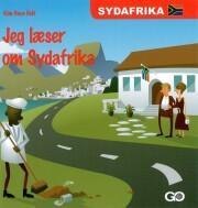 jeg læser om sydafrika - bog