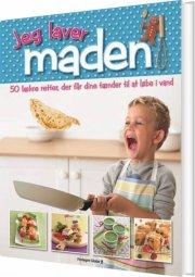 jeg laver maden - bog