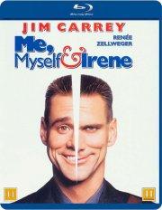 jeg, mig og irene / me, myself and irene - Blu-Ray
