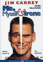 jeg, mig og irene / me, myself and irene - DVD