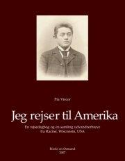 jeg rejser til amerika - bog