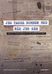 jeg tager bomben med når jeg går - bog