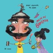 jeg vil ha' baklava - bog