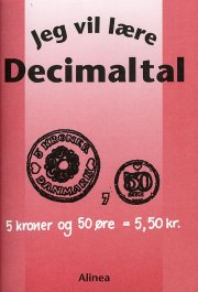 jeg vil lære - decimaltal - bog