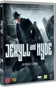 jekyll and hyde - sæson 1 - DVD