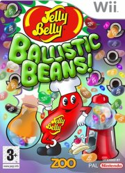 jelly belly: ballistic beans - wii