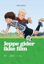 jeppe - gider ikke film - bog