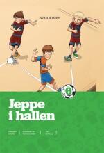 jeppe - i hallen - bog