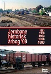 jernbanehistorisk årbog '08 - bog