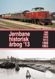 jernbanehistorisk årbog '13 - bog