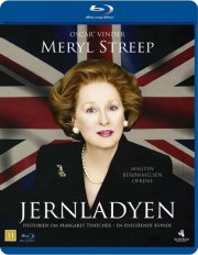 jernladyen / the iron lady - 2011 - Blu-Ray
