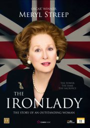 jernladyen / the iron lady - 2011 - DVD