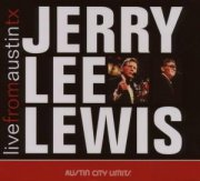 jerry lee lewis - live from austin, texas  - cd+dvd