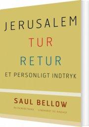 jerusalem tur-retur - bog