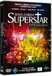 jesus christ superstar - the arena tour - DVD