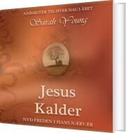 jesus kalder - bog