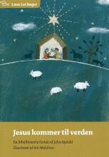 jesus kommer til verden - bog